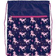 Stil Vrecko Pink Unicorn - Vrecko na prezuvky