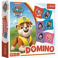 Domino Tlapková patrola - Spoločenská hra