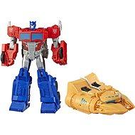 Transformers Cyberverse figúrka Optimus Prime s príslušenstvom - Autorobot