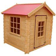 Domček detský drevený Vilemína - Detský domček