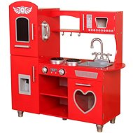 Kuchynka červená - Kuchynka