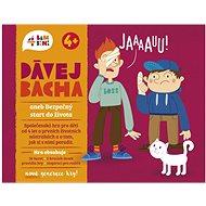 4bambini Dávej bacha – nová generácia - Spoločenská hra