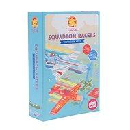 Herná sada Squadron Racers/Staré lietadlá - Herní set