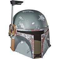 Star Wars Collectible Interactive Helmet by Bob Fett - Costume Accessory