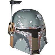 Star Wars zberateľská interaktívna helma Boba Fett - Doplnok ku kostýmu