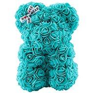 Rose Bear Tiffany medvedík z ruží 25 cm - Medvedík z ruží