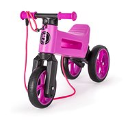 Neon Funny Wheels 2 v 1 ružové - Odrážadlo