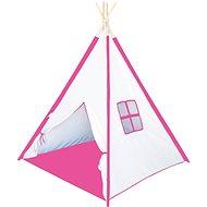 Stan Teepee ružový - Detský stan