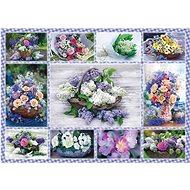 Schmidt Puzzle Kvety 500 dielikov - Puzzle