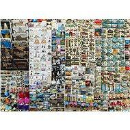 Schmidt Puzzle Suveníry 1000 dielikov - Puzzle