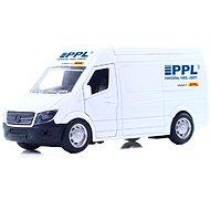 Rappa auto PPL kovové, 14 cm s otváracími dverami - Auto