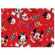 Baliaci papier vianočný rolka LUX Disney 2× 1 m × 0,7 m vzor 5 - Darčekový baliaci papier