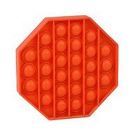 Pop It Pop it - osmihran oranžový