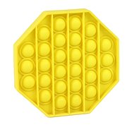Pop It Pop it - osmihran žlutý