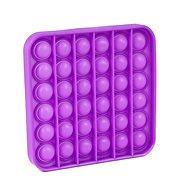 Pop It Pop it - čtverec fialový