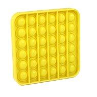 Pop it – štvorec žltý - Spoločenská hra
