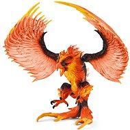 Schleich 42511 Ohnivý drak - Figúrka