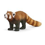 Schleich 14833 Panda červená - Figúrka