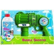 Fru Blu Mega blaster so svetlom - Bublifuk