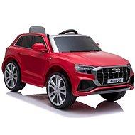 Audi Q8, červené - Detské elektrické auto