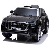 Audi Q8, čierne - Detské elektrické auto