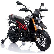 Aprilia Dorsoduro 900, sivá - Detská elektrická motorka