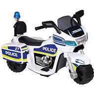 HTI Policajná motorka - Detská elektrická motorka