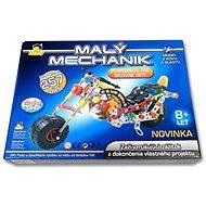 Malý mechanik – Motorka - Stavebnica