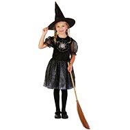 Šaty na karneval – Čarodejnica veľ. L - Detský kostým