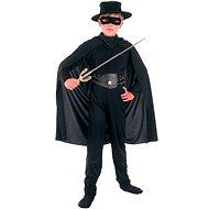 Šaty na karneval - Bandita veľ. S - Detský kostým