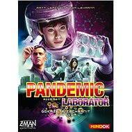 Pandemic – Laboratórium - Spoločenská hra