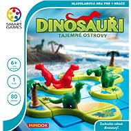 Smart – Dinosaury – Tajomné ostrovy - Hlavolam