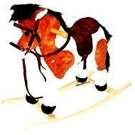Hojdačka Hojdací kôň plyšový