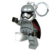 Lego Star Wars Captain Phasma svítící figurka - Svietiaca kľúčenka