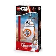 Lego Star Wars BB8 svietiaca figúrka - Kľúčenka