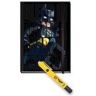 LEGO Batman Movie Zápisník s neviditeľným Batmanovým perom - Blok na písanie