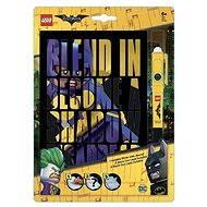 LEGO Batman Movie Zápisník s neviditeľným perom Batgirl - Poznámkový blok