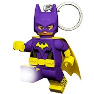 LEGO Batman Movie Batgirl svietiaca figúrka - Svietiaca kľúčenka