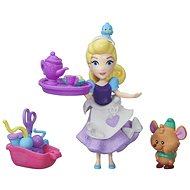 Disney Princess Mini princezná s kamarátom Popoluška - Bábika