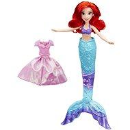 Disney Princess Princezná Ariel morská panna - Bábika