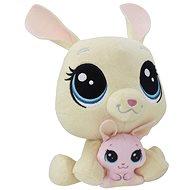 Littlest Pet Shop Duo Králici - Plyšová hračka