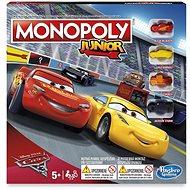 Monopoly Junior Autá 3 - Spoločenská hra