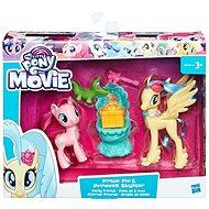 My Little Pony Set 2 Pony with Pinkie Pie and Skystar Princess - Game set