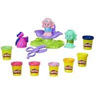 Play-Doh Trolls vlasový salón - Modelovacia hmota