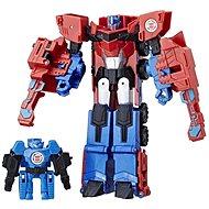 Transformers RID Kombinátor set Hi-Test a Optimus Prime - Figúrka
