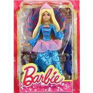 Mattel Barbie Rozprávková súprava – modrá - Bábika