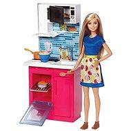Mattel Barbie bábika v kuchyni - Bábika
