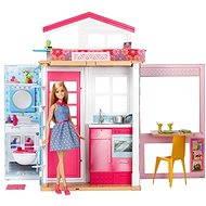 Mattel Barbie Dom 2 V 1 a bábika - Bábika