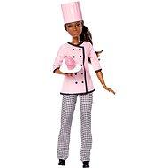 Barbie prvé povolanie - kuchárka - Bábika