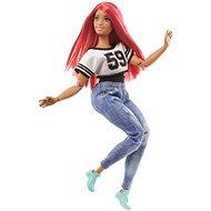 Barbie športovkyňa – Hiphoperka s rádiom - Bábika